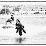 Hoverboard in Tarifa