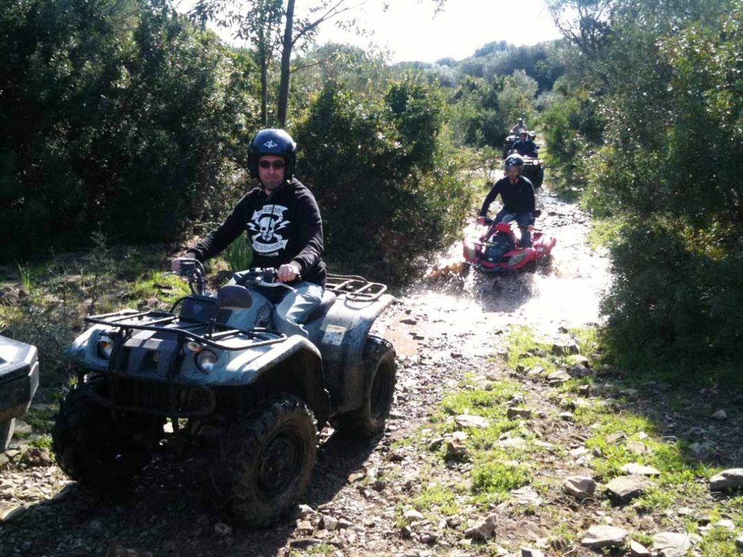 Quad Biking Tarifa Adventure