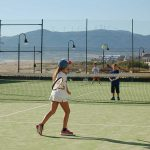 Tennis in Tarifa