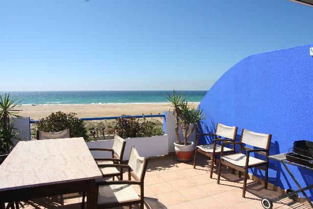 Beachfront Apartment in Tarifa
