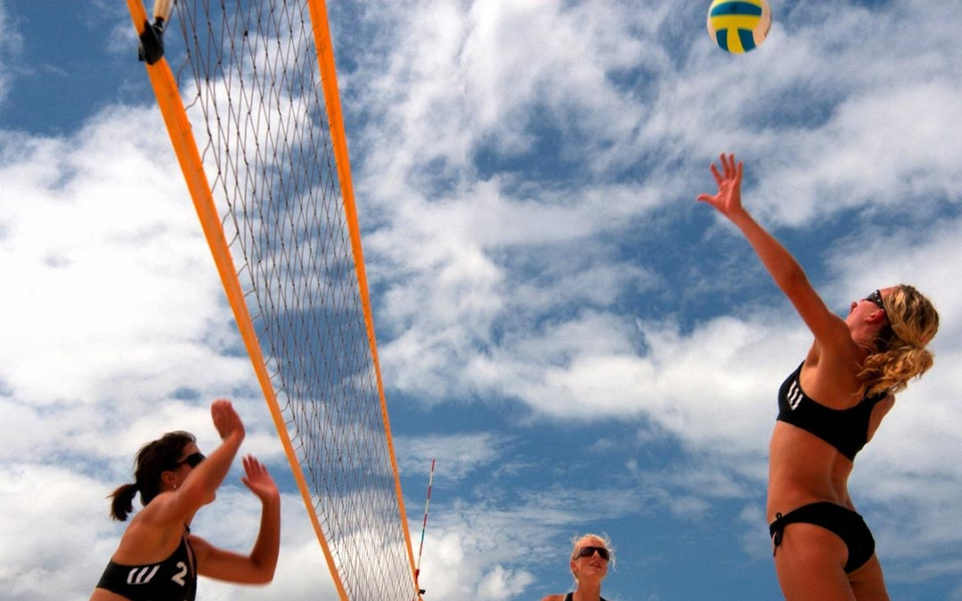 Volleyball Wallpapers Sports Hq Volleyball Pictures: Tarifa Adventure